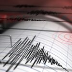 Землетрус зареєстрований в Тихому океані