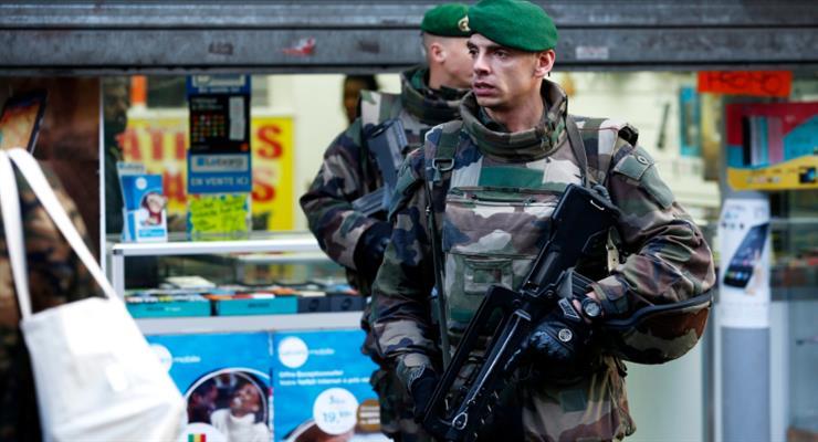 черговий напад у Франції