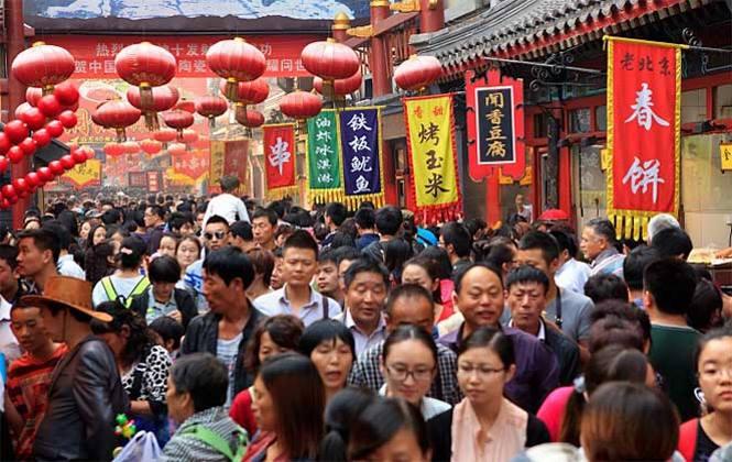 населення Китаю зросло