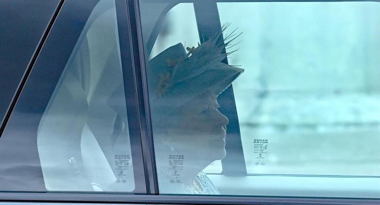 Єлизавета II, виступила на відкритті нового засідання парламенту країни