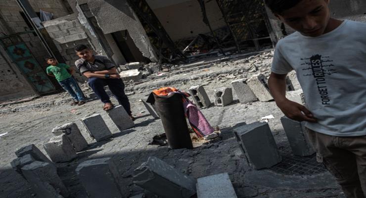 війна Ізраїлю з Палестиною