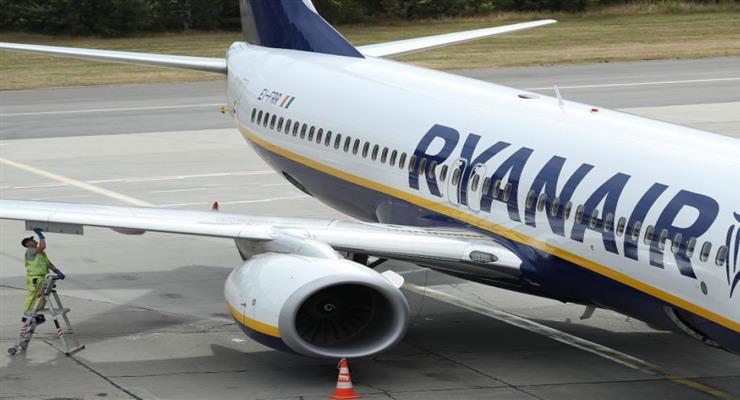 Ryanair зазнає збитків