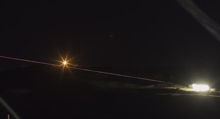 Ізраїль зробив у відповідь ракетного удару