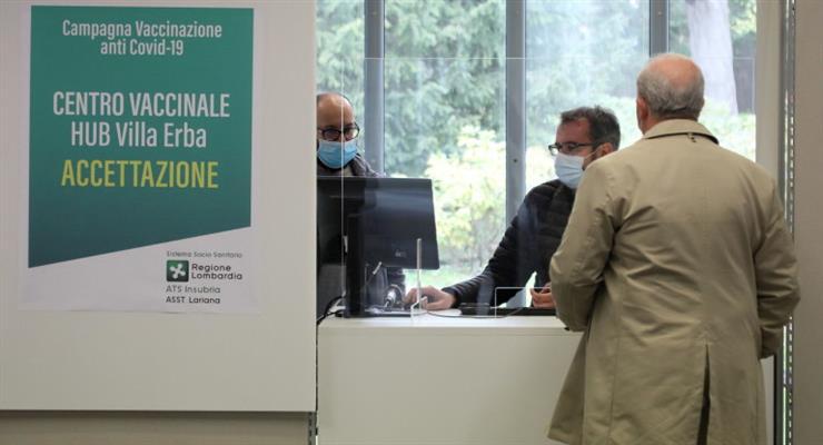 ослабление карантинных мер в Италии