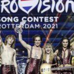 Переможця «Євробачення» звинуватили у вживанні наркотиків в прямому ефірі