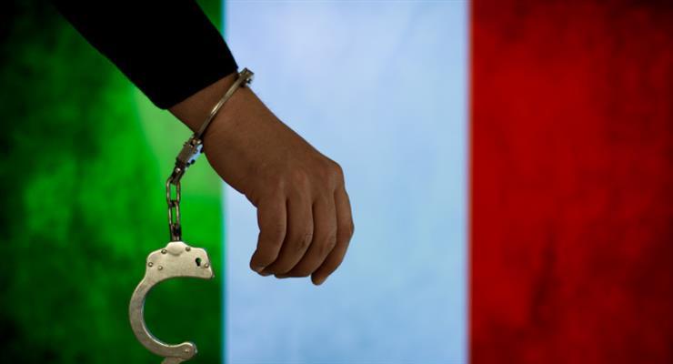 арешт італійського побіжного наркобарона