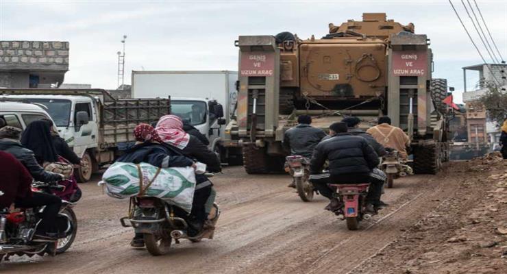 США відмовляються вивести свої війська з Сирії
