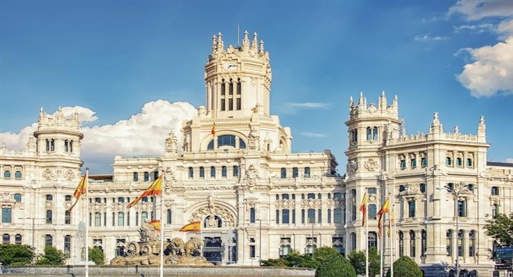 сотрудничество Испании и Китая