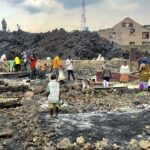 ЮНИСЕФ: извержение вулкана в ДР Конго может привести к перемещению до 400 000 человек