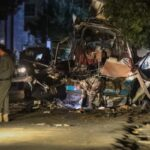 В результаті вибухів бомб в Кабулі загинули не менше 10 мирних жителів