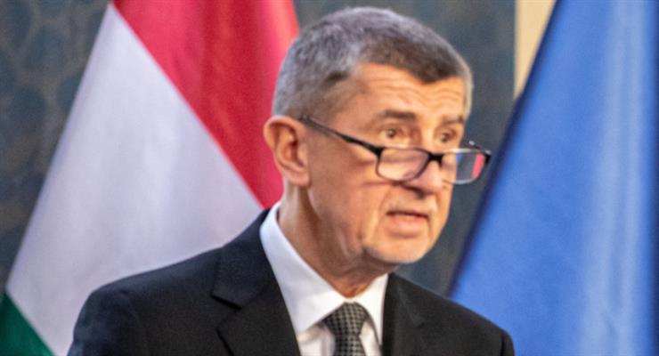 чеський уряд Андрія Бабіша пережило вотум недовіри в парламенті