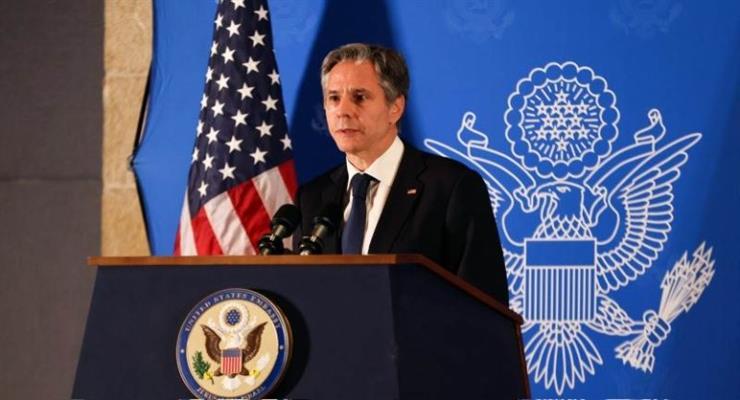 Держсекретар США зустрівся з міністром оборони Ізраїлю