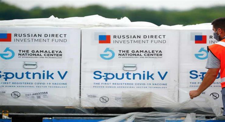 Sputnik V в Словаччині