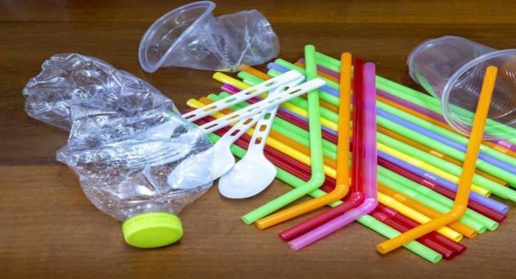 заборона на використання одноразових пластикових виробів
