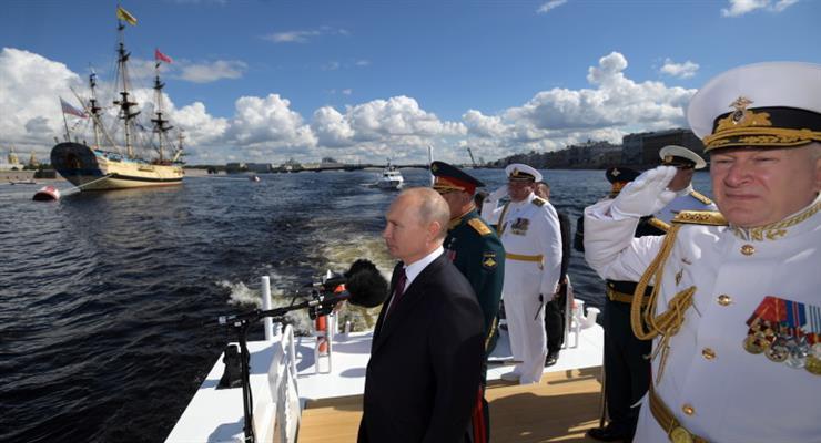 Росія будує перший військовий корабель, повністю оснащений стелс-технологією