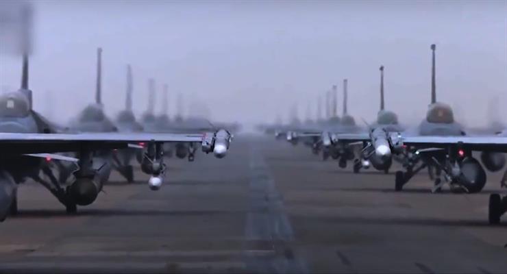 інцидент з КF-16