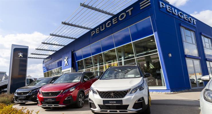 Франція подала позов проти автовиробника Peugeot