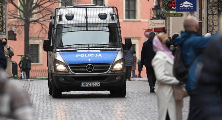 в Польщі затримали шпигуна