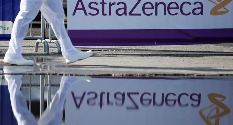 низька ефективність AstraZeneca