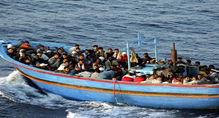 на Лампедузі поповнення мігрантів