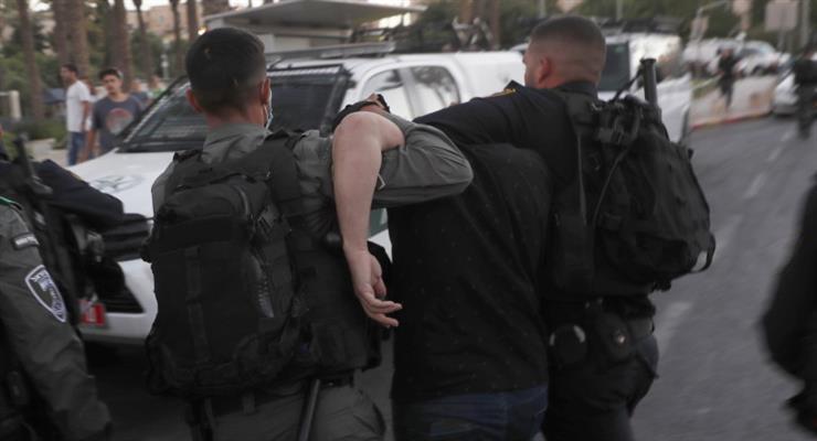 зіткнення ізраїльтян з палестинцями