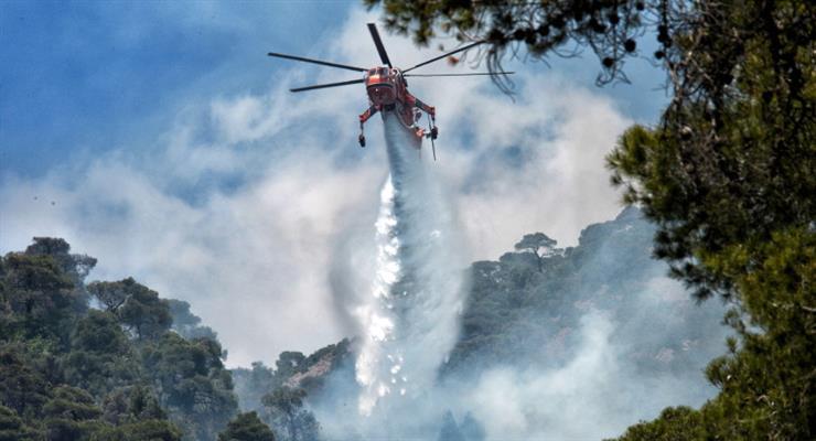 Греція посилює протипожежну безпеку