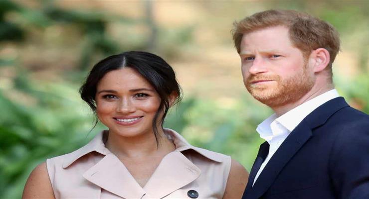 принц Гаррі з дружиною відвідають Англію