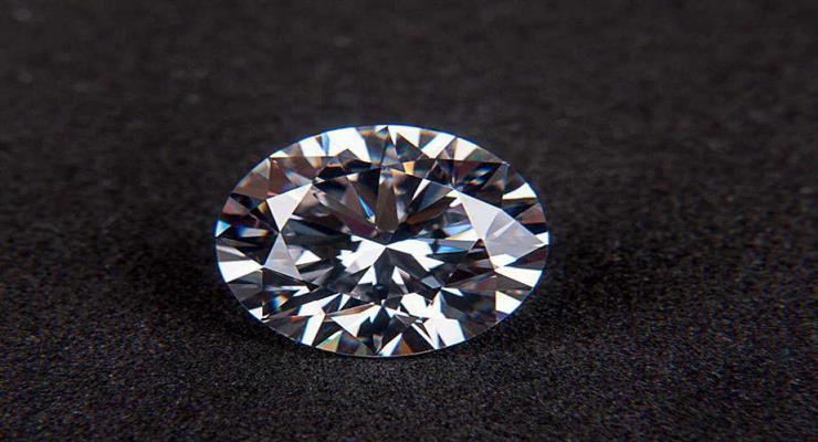 знайдений величезний алмаз