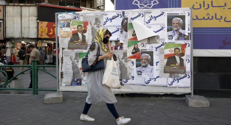 вибори в Ірані