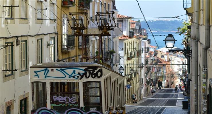 Лиссабон закрыт на выходные