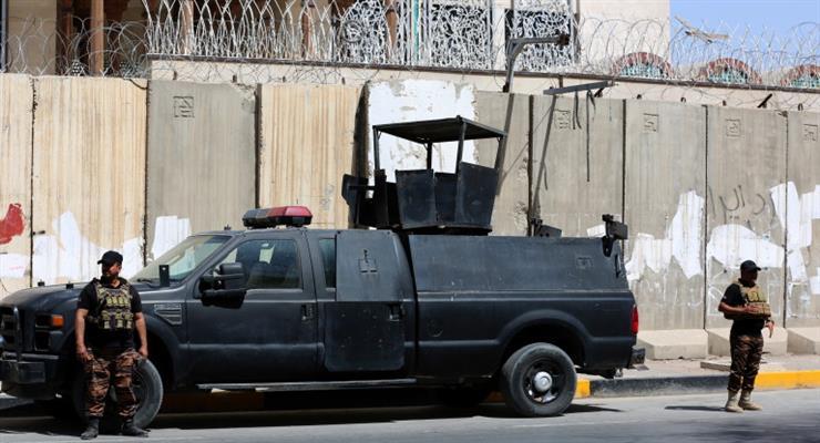 напад на аеропорт в Багдаді