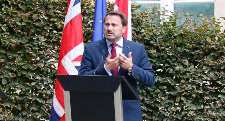 прем'єр-міністр Люксембургу на самоізоляції