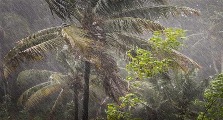 повінь в Окінаві
