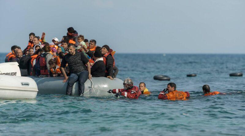 аварії корабля біля італійського острова Лампедуза