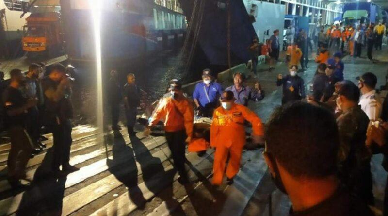 біля берегів Балі затонуло судно