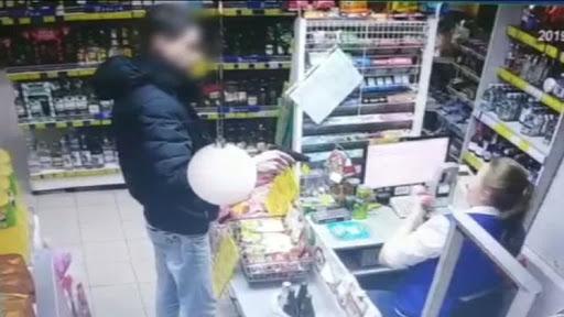 перестрілка в супермаркеті