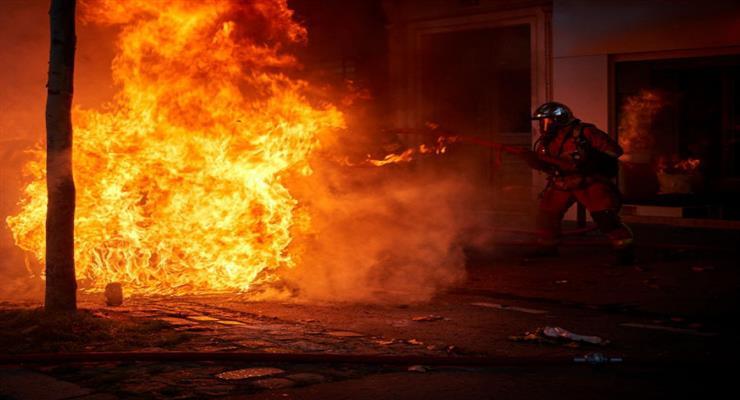 Велика пожежа в лікарні забрала життя 50 людей