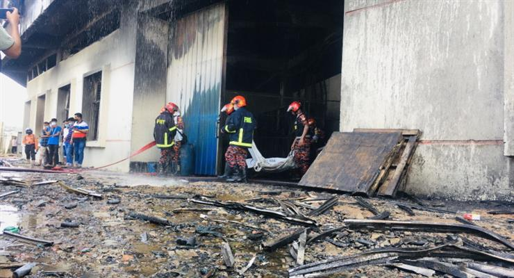 52 людини загинули в пожежі