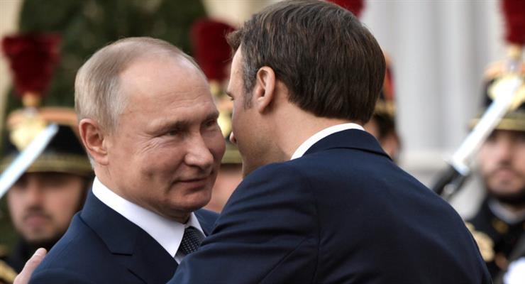 разговор о Европе с Францией