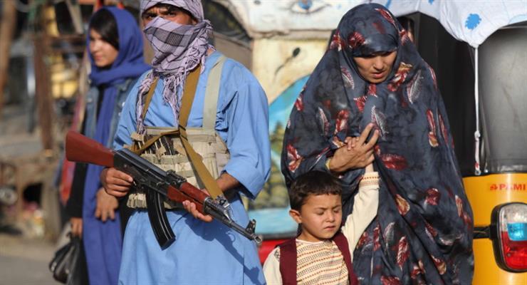 таліби захопили ще один кордон