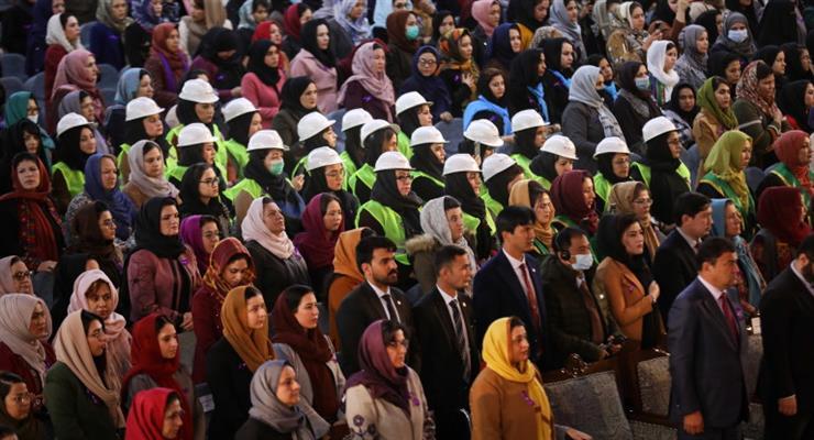 захист жінок Афганістану