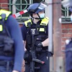 Німецька поліція провела обшук в будинках передбачуваних посібників джихадистів у Відні