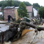 81 людина загинула і понад 1000 пропали безвісти в результаті повеней в Німеччині