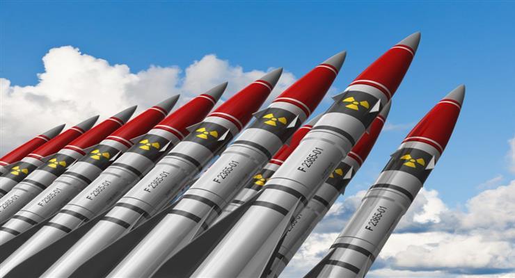 Китай нарощує ядерну могутність