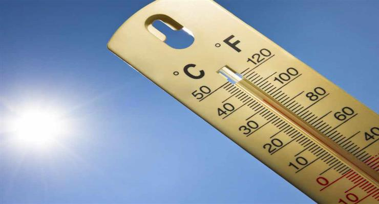 аномальна спека в Канаді