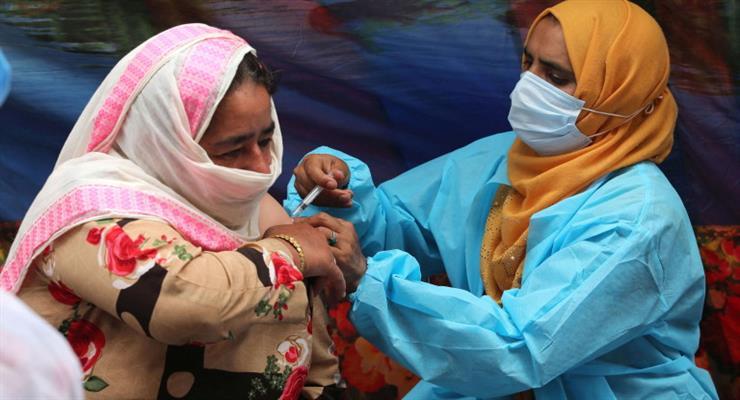 підроблена вакцина в Індії