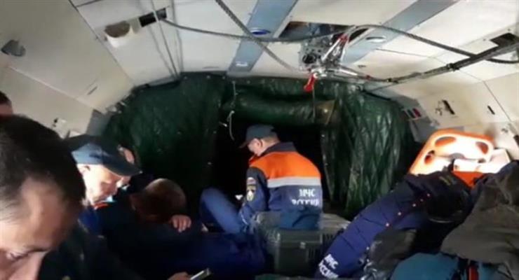знайдений літак, що розбився