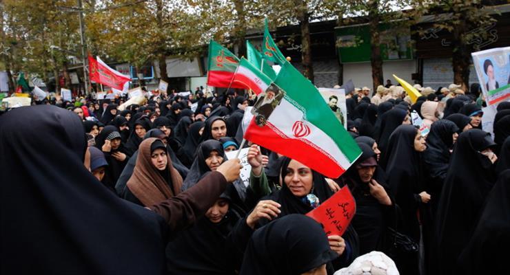 нестача води в Ірані