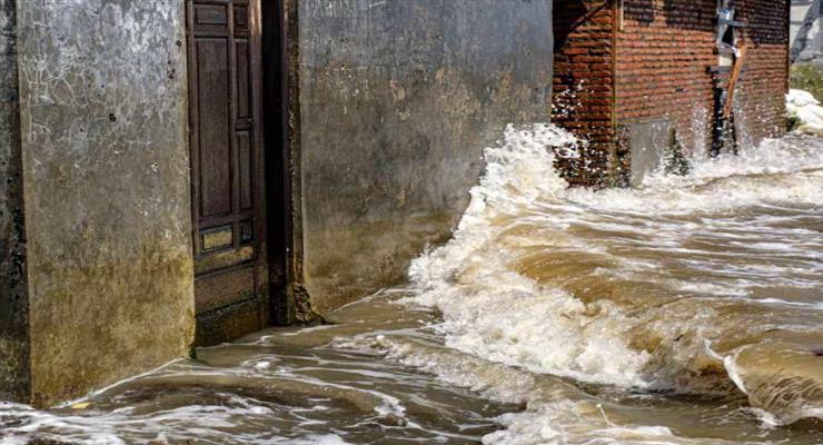 китайське метро затоплено