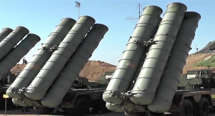 поставки С-400 в Турцию